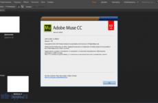 Adobe Muse СС 2019 торрент
